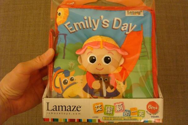 艾蜜莉的一天Emily's Day